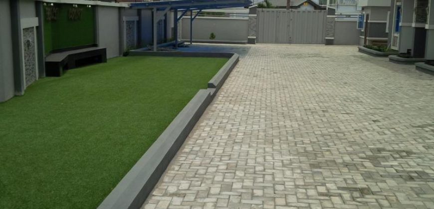 Letting: 4 Bedroom at Ikeja