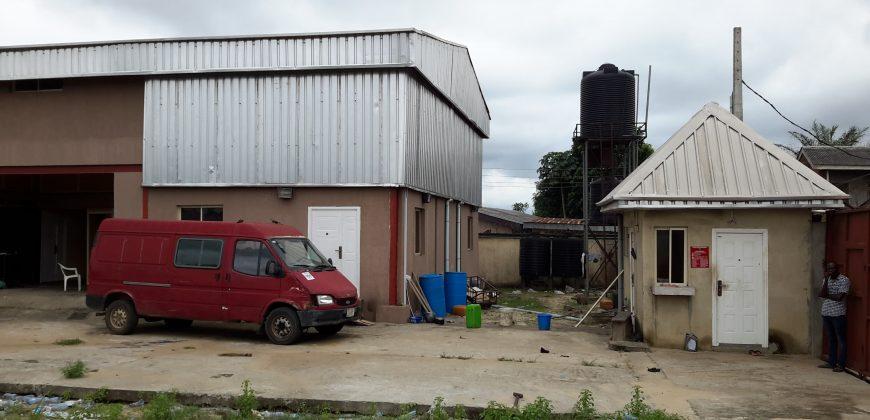 Agbara Factory