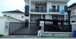 4 Bedroom Duplex Osapa