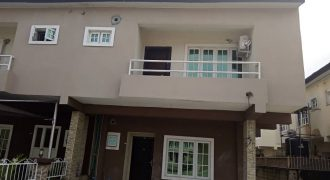 3 Bedroom Terrace Duplex