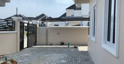 5 Bedroom Detached House with B/Q at Chevron Alternative Roadin a gated Estate with 24/7 security.